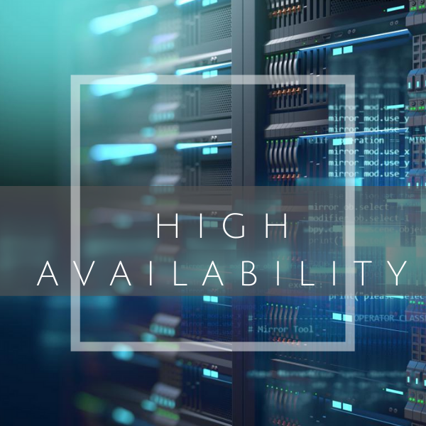 High Availability Solutions, Server, Firewall