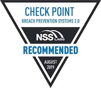 Check Point, Firewall, NSS Labs, Recommended
