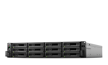 Synology, IP SAN, NAS, SA2600, IOPS, SAS Drives